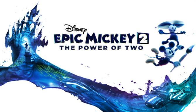 Disney Epic Mickey 2:  The Power of Two Free Download
