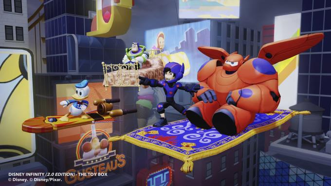 Disney Infinity 2.0: Gold Edition PC Crack