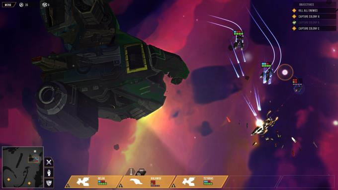 Distant Star: Revenant Fleet Torrent Download