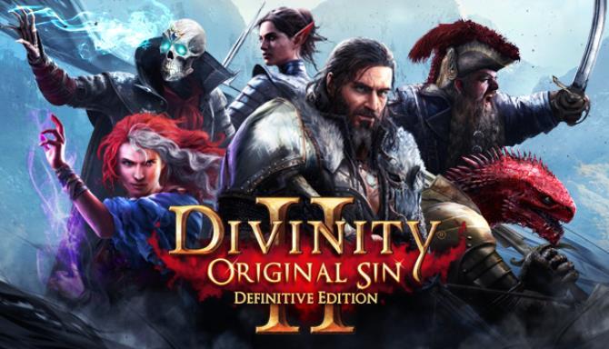 Divinity: Original Sin 2 - Definitive Edition Free Download