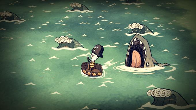 Don't Starve: Shipwrecked Torrent Download