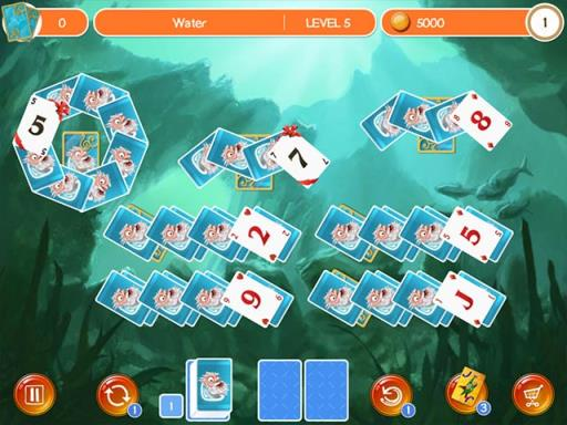 Doodle God Solitaire Torrent Download