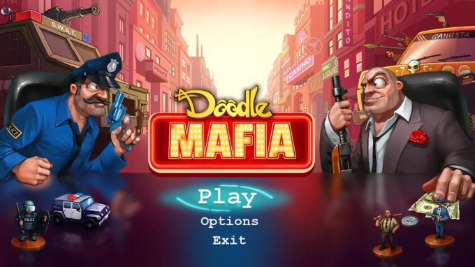 Doodle Mafia PC Crack