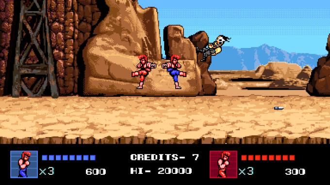Double Dragon IV Torrent Download