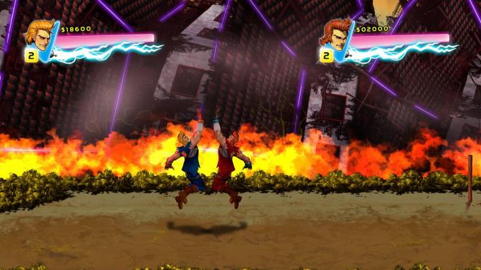 Double Dragon: Neon PC Crack