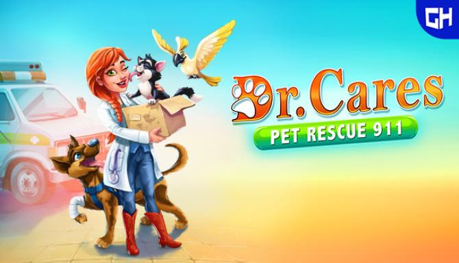 Dr. Cares - Pet Rescue 911 Free Download
