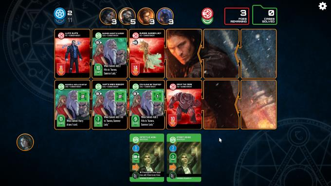 Dresden Files Cooperative Card Game Torrent Download