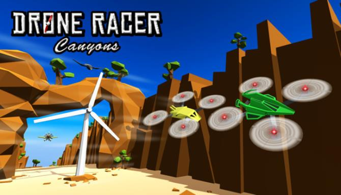Drone Racer: Canyons Free Download