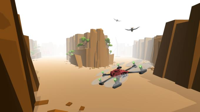 Drone Racer: Canyons PC Crack