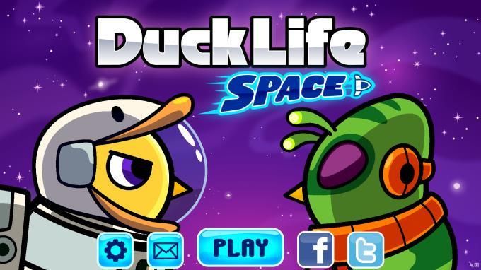 Duck Life: Space Torrent Download