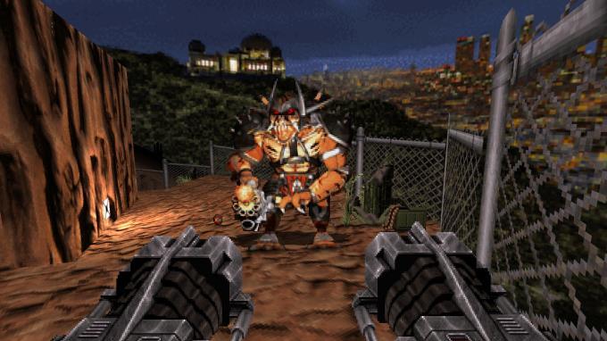 Duke Nukem 3D: 20th Anniversary World Tour PC Crack