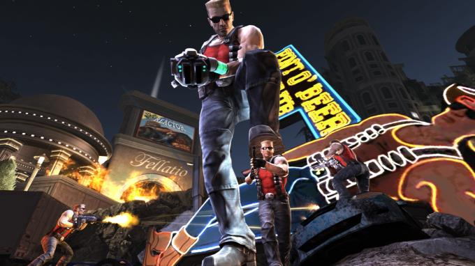 Duke Nukem Forever Torrent Download