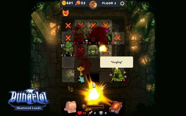 Dungelot: Shattered Lands PC Crack