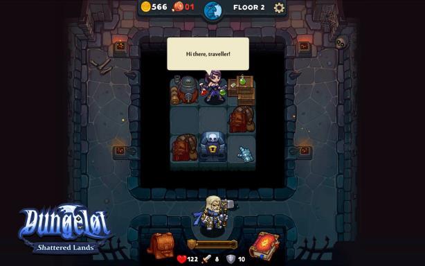 Dungelot: Shattered Lands Torrent Download