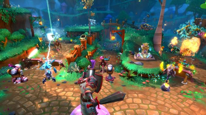 Dungeon Defenders II Torrent Download