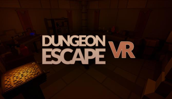 Dungeon Escape VR Free Download