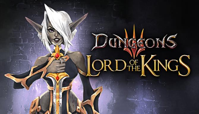 Dungeons 3 - Lord of the Kings Free Download
