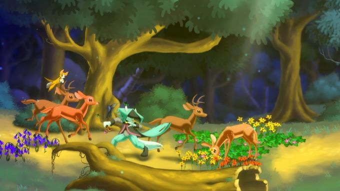 Dust: An Elysian Tail Torrent Download