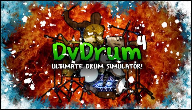 DvDrum, Ultimate Drum Simulator! Free Download