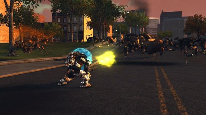 Earth Defense Force: Insect Armageddon PC Crack