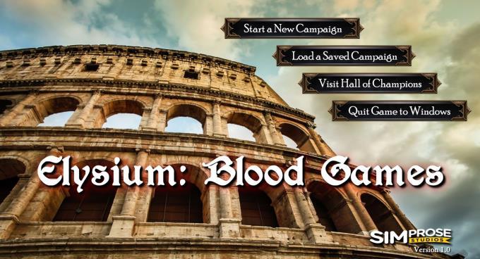 Elysium: Blood Games Torrent Download