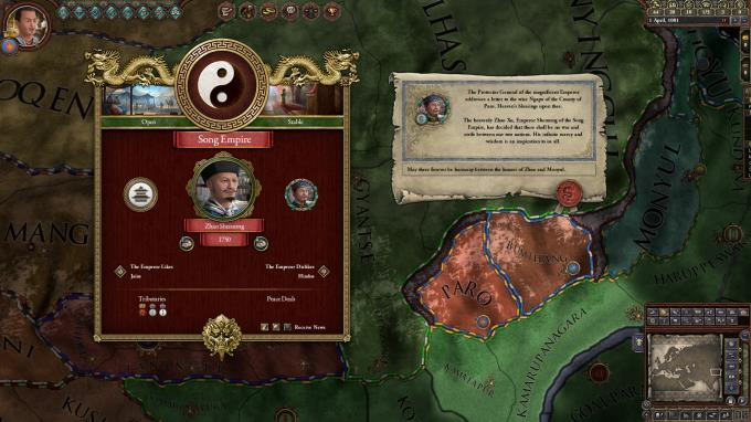 Expansion - Crusader Kings II: Jade Dragon Torrent Download