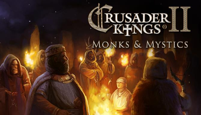 Expansion - Crusader Kings II: Monks and Mystics Free Download