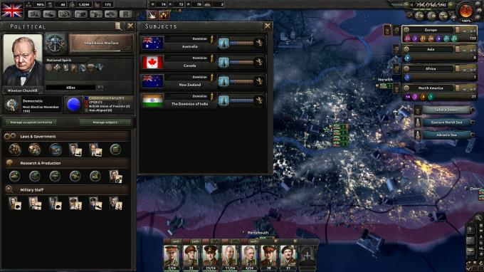 Expansion - Hearts of Iron IV: Together for Victory Torrent Download