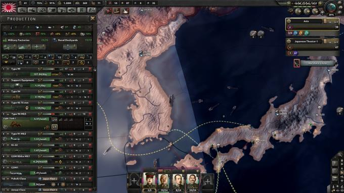 Expansion - Hearts of Iron IV: Waking the Tiger PC Crack