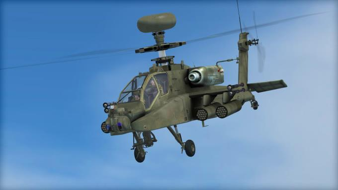 FSX Steam Edition: AH-64D Apache Longbow™ Add-On Torrent Download
