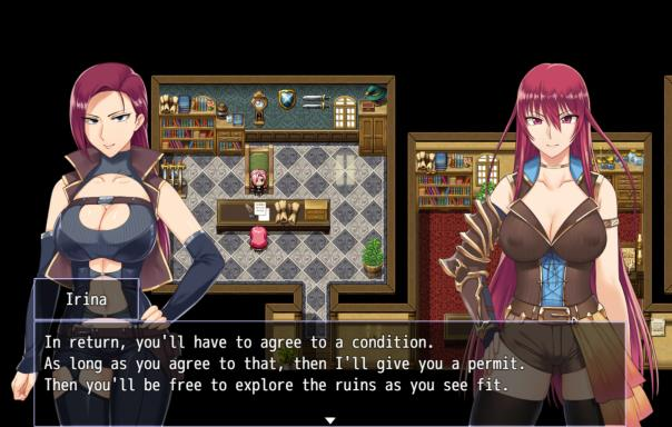Fallen ~Makina and the City of Ruins~ PC Crack