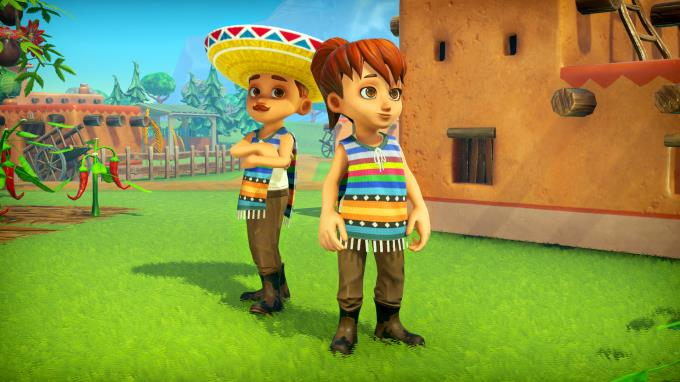 Farm Together Mexico Update 17 incl DLC Torrent Download