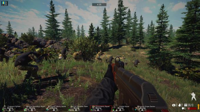 Freeman: Guerrilla Warfare PC Crack