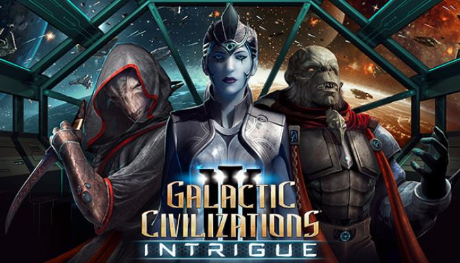 Galactic Civilizations III: Intrigue Expansion Free Download