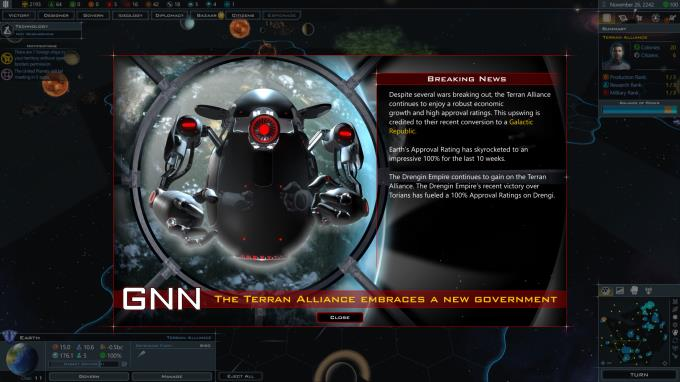 Galactic Civilizations III: Intrigue Expansion PC Crack