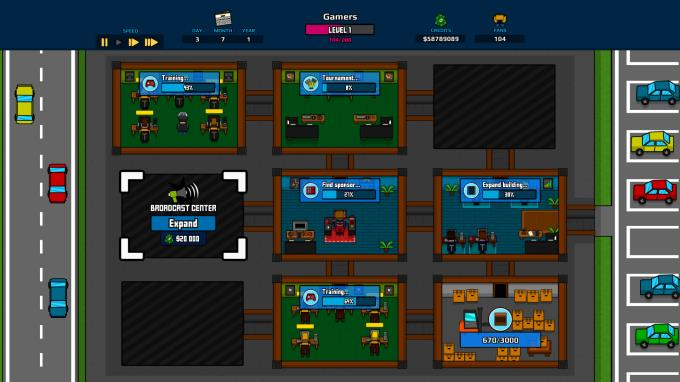 Gamer Career Tycoon PC Crack