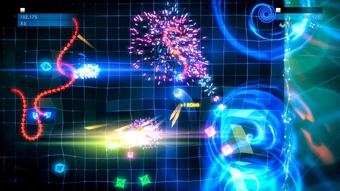 Geometry Wars™ 3: Dimensions Evolved Torrent Download