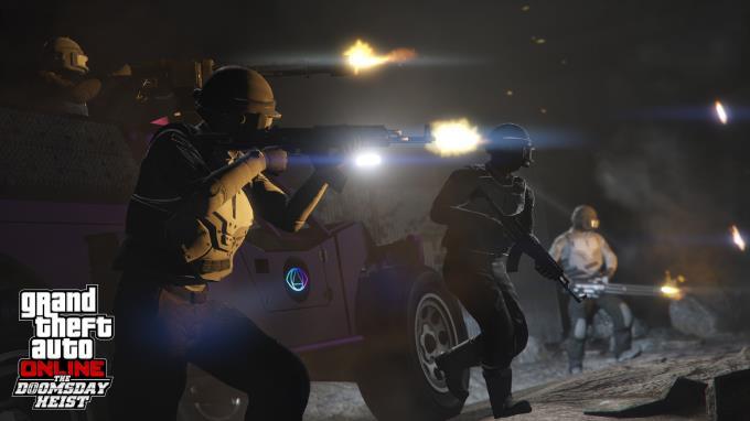 Grand Theft Auto V PC Crack