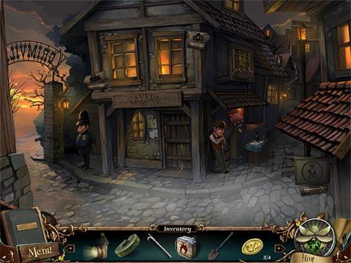 Grimville: The Gift of Darkness Torrent Download