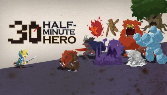 Half Minute Hero: Super Mega Neo Climax Ultimate Boy Free Download