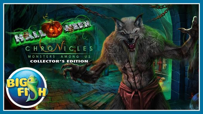 Halloween Chronicles: Monsters Among Us Free Download