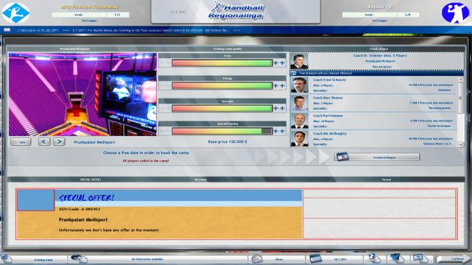 Handball Manager - TEAM PC Crack