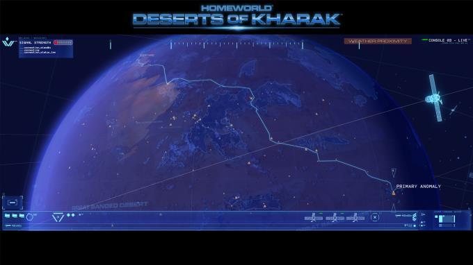 Homeworld: Deserts of Kharak PC Crack