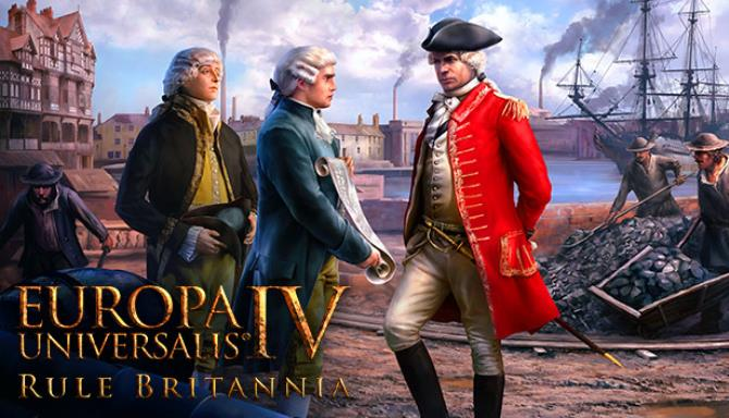 Immersion Pack - Europa Universalis IV: Rule Britannia Free Download