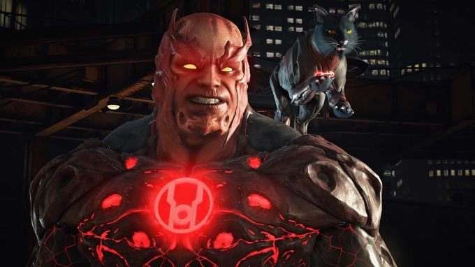 Injustice™ 2 Torrent Download