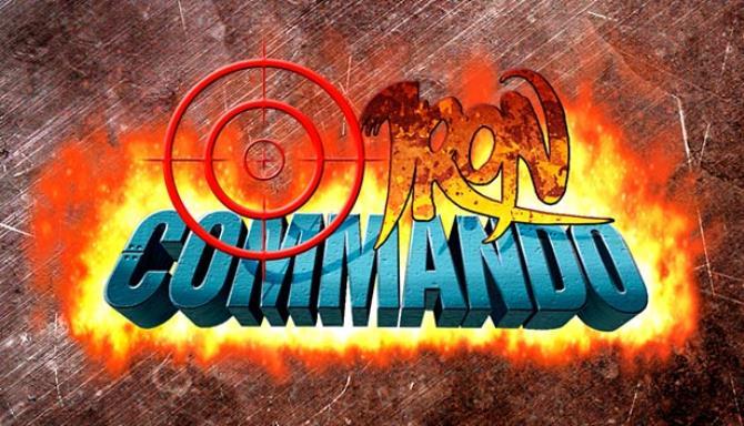Iron Commando – Koutetsu no Senshi