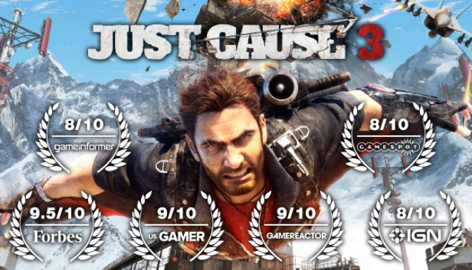 Just Cause™ 3 Free Download