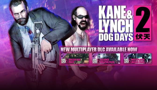 Kane & Lynch 2: Dog Days Free Download