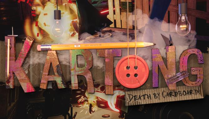Kartong - Death by Cardboard! Free Download