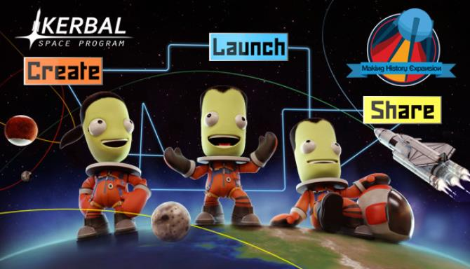 Kerbal Space Program: Making History Expansion Free Download